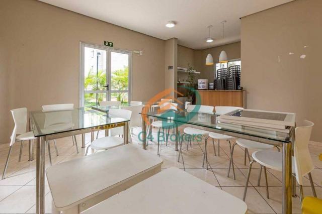 Apartamento com 3 dormitórios à venda, 63 m² por R$ 335.000,00 - Vila Miriam - Guarulhos/S - Foto 6