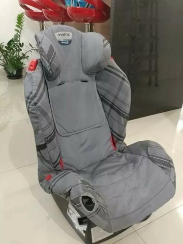 Cadeira Infantil Burigoto Matrix Evolution Bom Estado