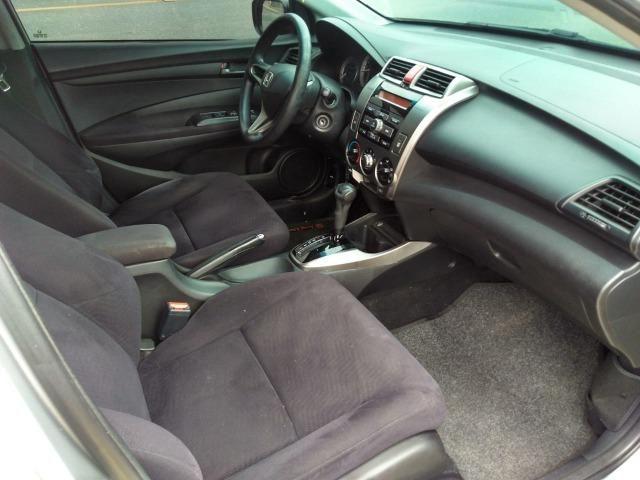 Honda City automático 2013 Financia 100% - Foto 9