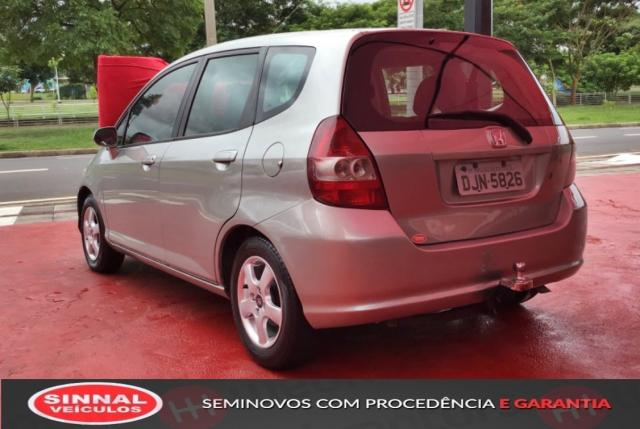 Honda Fit 2004 Venda 100% On-line - Foto 8