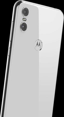 Motorola one branco