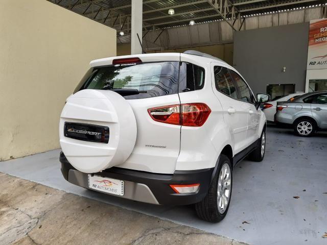 Ford 2018 Ecosport titanium Automatico completa branca apenas 15000 km impecável - Foto 4