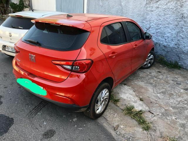 Fiat Argo GSR 2018