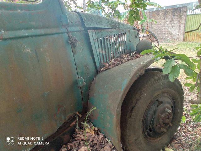 Caminhão GMC 1942 6X6 - Foto 10