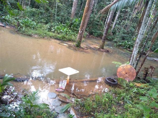 Sitio no cupiuba em Castanhal-Pa 100x450 R$ 120 mil reais troco em casa em Castanhal - Foto 5