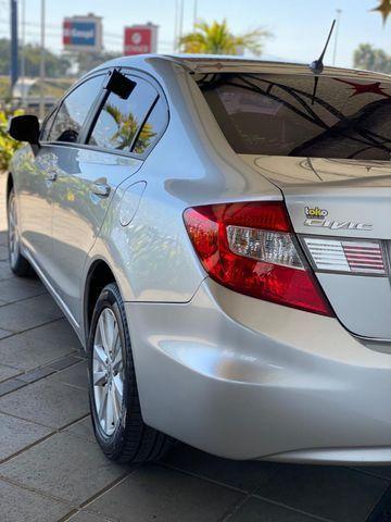 Honda Civic LXS 1.8 2012/2013 - Foto 8