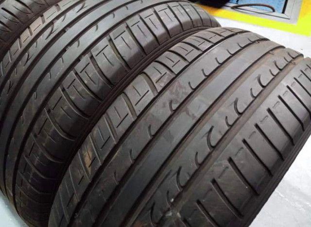 ? pneus semi novos 255/50-20 - Foto 7