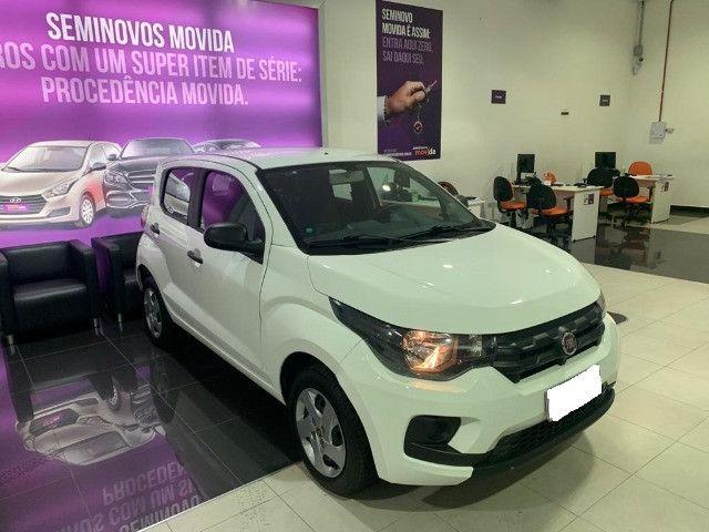 Fiat Mobi Like 1.0 Fire Flex 2019 - IPVA 2021 PAGO - Foto 3