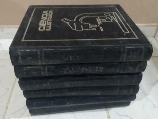 Ciência Ilustrada Abril Cultural Volumes de 1,3,4,5,6 e 7 - Foto 5