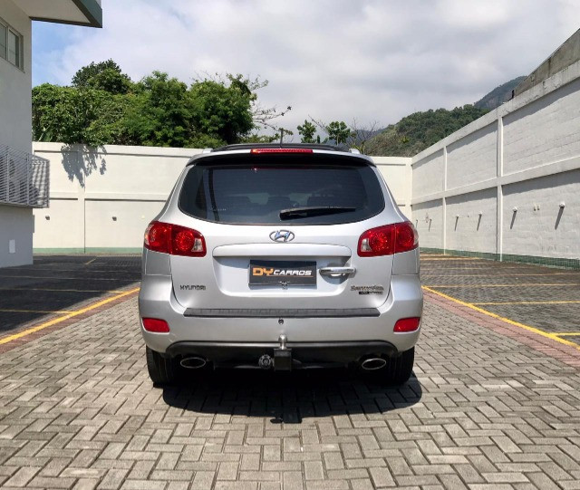 Hyundai Santa Fé V6 (Blindada Centigon 3A) - Foto 9