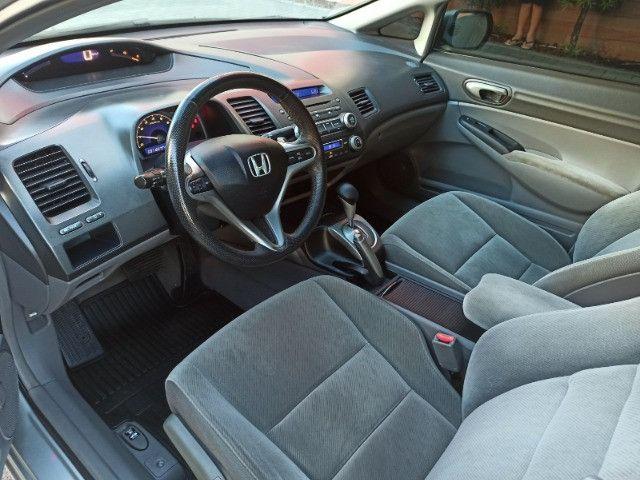 Honda\Civic LXL Aut - Ótimo Estado - 2011 - Foto 9