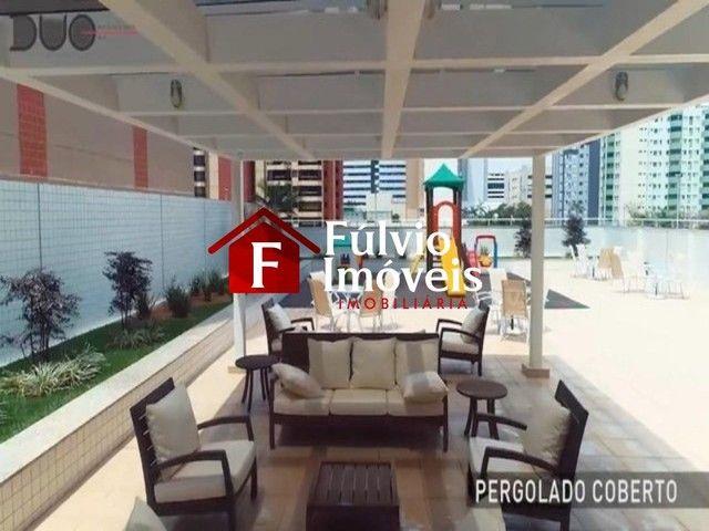 Apartamento com 1 Quarto, Andar Alto, Condomínio Completo em Águas Claras. - Foto 15
