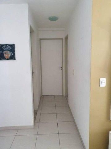 Oportunidade! apartamento dois quartos mobiliado na ponta verde - Foto 9