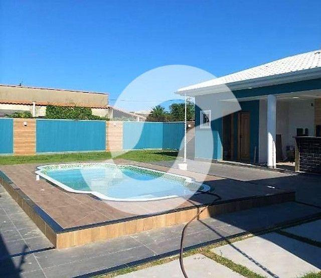 Maravilhosa Casa à venda, 131 m² por R$ 650.000,00 - Itaipuaçu - Maricá/RJ - Foto 8