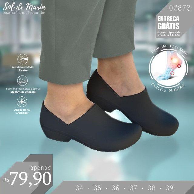 Sapato de Enfermeira (o) Soft Works - Foto 5