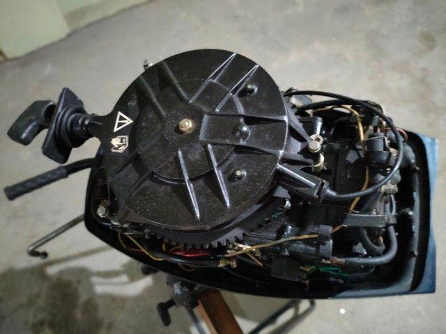 Motor popa Everund 30HP Elétrico  - Foto 13