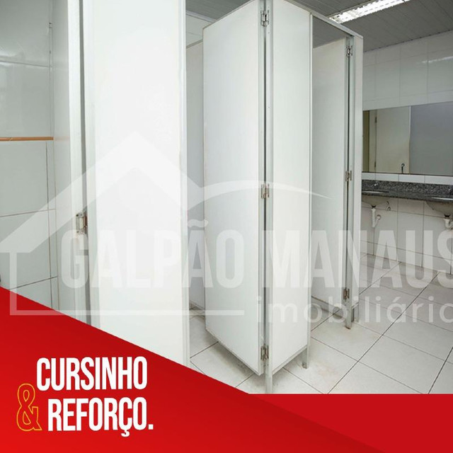 Galpão Manaus - Prédio Comercial - 570 m² - Djalma Batista - PRL124 - Foto 2