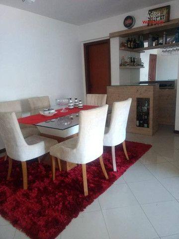 Apartamento com 3 dormitórios à venda, 116 m² por R$ 649.000 - Balneário - Florianópolis/S - Foto 14