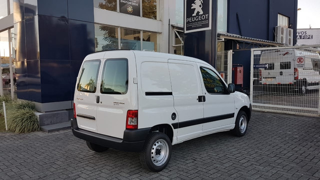 Peugeot Partner 1.6 3P - Foto 6