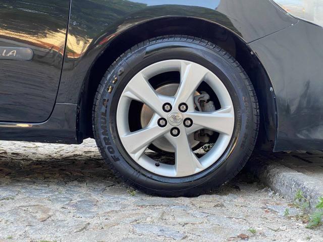 COROLLA 2012/2013 1.8 GLI 16V FLEX 4P AUTOMÁTICO - Foto 10