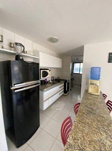 Oportunidade! apartamento dois quartos mobiliado na ponta verde - Foto 4