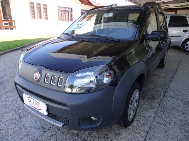 Fiat Uno Way 1.4 Evo Completo 2011 - Foto 2