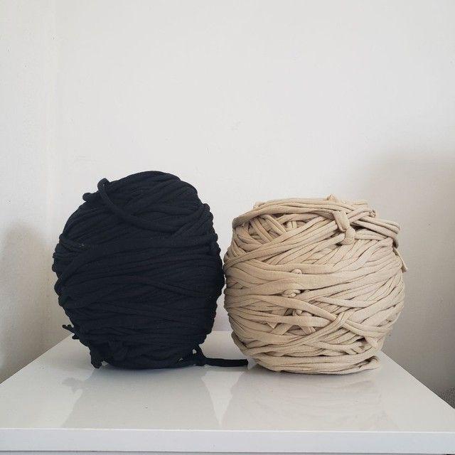 Sobras de fio de malha - Foto 2