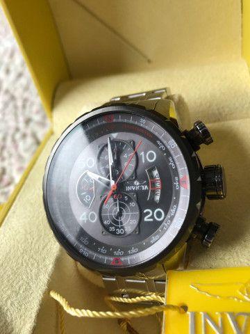 Vendo relógio invicta original  - Foto 4
