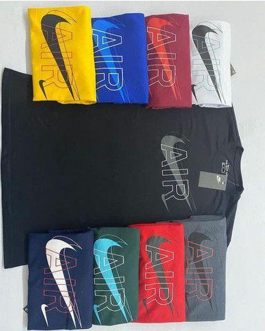 Camiseta Básica Fio 30.1 Cod1 - Foto 3