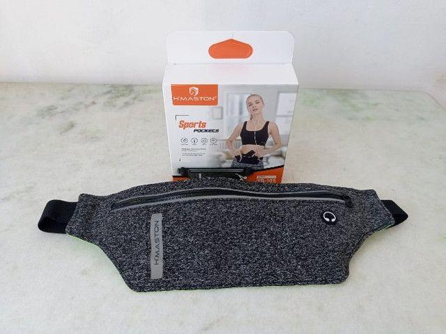 Pochete Para Moto Boy Ultra Slim - Super Resistente a Água (Impermeável) - Foto 7