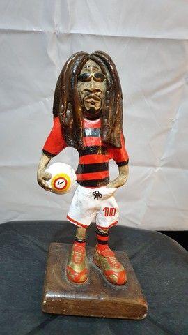 Estatuto Bob Marley Flamenguista