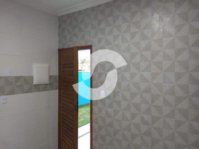 Casa com 3 dormitórios à venda, 151 m² por R$ 550.000,00 - Itaipuaçu - Maricá/RJ - Foto 8