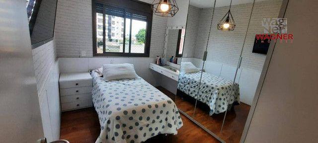 Apartamento com 3 dormitórios à venda, 116 m² por R$ 939.000,00 - Balneário - Florianópoli - Foto 14