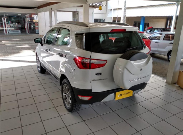 FORD ECOSPORT 1.6 FREESTYLE 16V FLEX 4P MANUAL - Foto 7