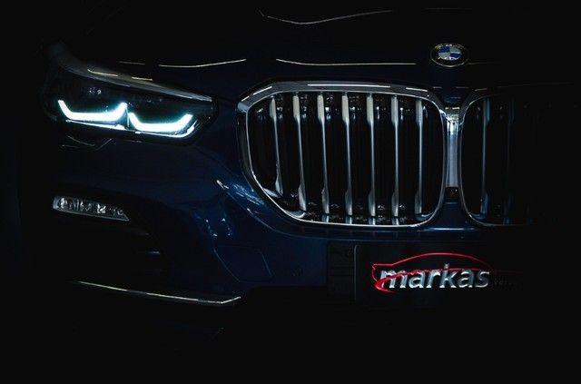 BMW X5 3.0 XDRIVE30D 265HP TETO 4X4 UNICO DONO 17 MIL KM 4P - Foto 12