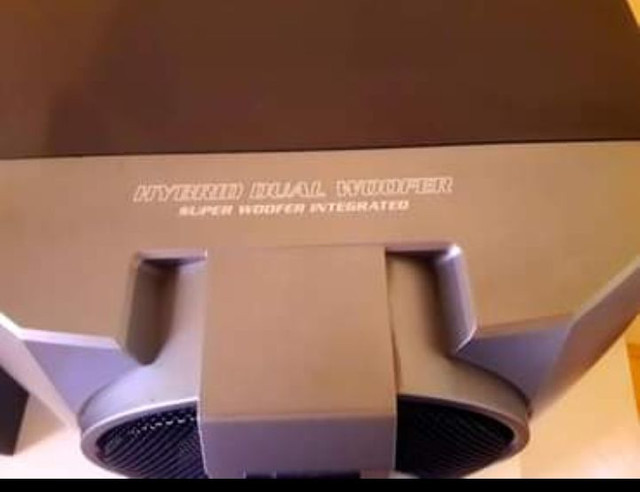 Par de caixas de som Sony 400w rms  - Foto 6