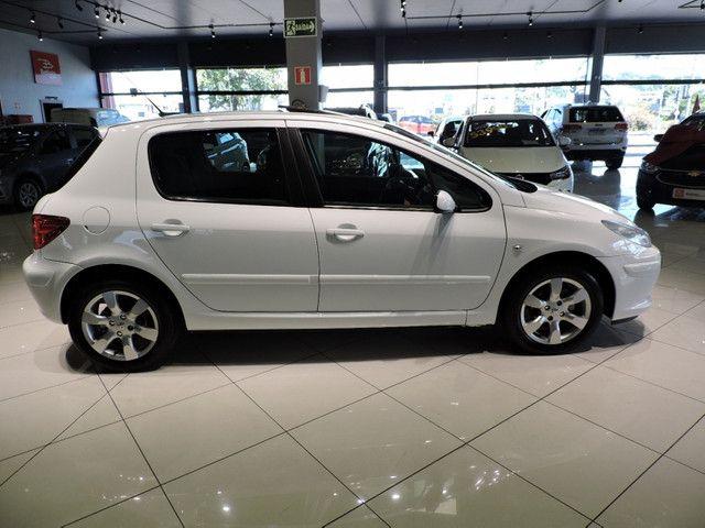 Peugeot 307 Hatch Presence Pack 1.6 16V Flex 2012 4P - Foto 3