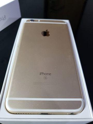 Iphone 6S Plus Dourado 16 GB - Foto 2