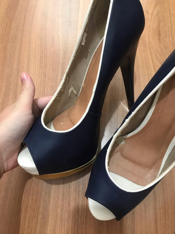 Sapato crysalis alto novo  - Foto 3
