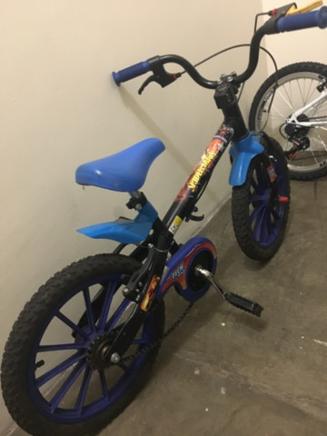 Bicicleta infantil aro 16 - Foto 2