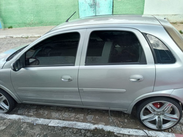 Corsa hatch 2010 completo emplacado 2022 - Foto 3