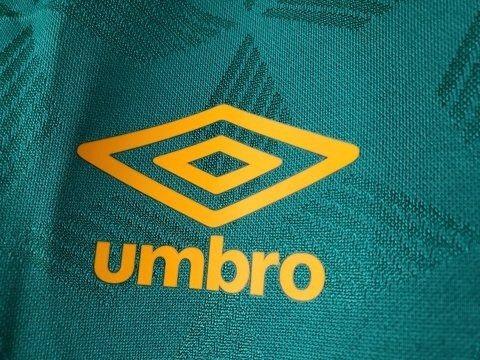 Camisa Fluminense III 20/21 S/n° Torcedor Masculina Verde+Laranja - Foto 3