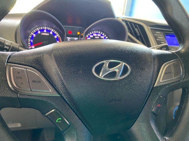 Hyundai  HB20 SEDAN 1.0 12V 2015 único dono placa i - Foto 9