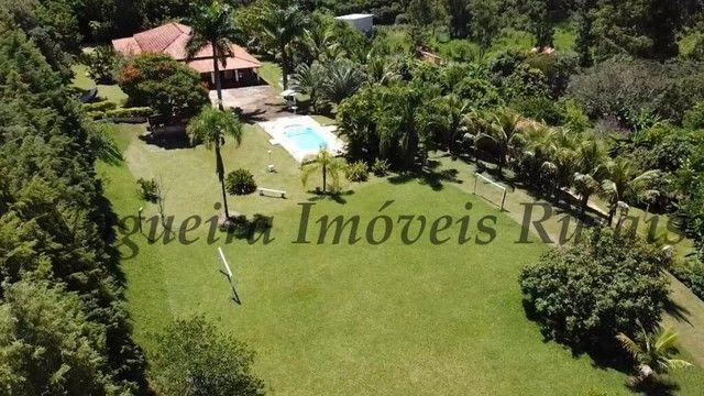 Maravilhosa chácara com 20.000 m², ótima casa, local tranquilo (Nogueira Imóveis Rurais) - Foto 8