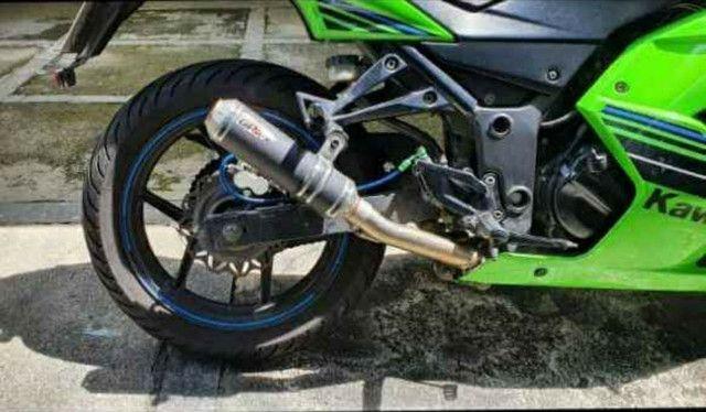 Kawasaki ninja 250r  - Foto 2