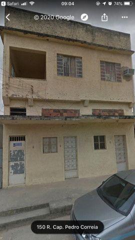Sobrado 3 quartos e quintal coberto Rodo de Itaúna- 580 reais com água e luz incluída.