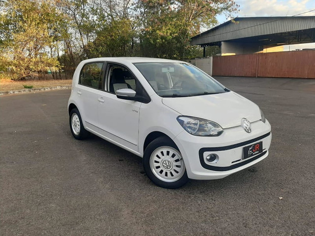 VOLKSWAGEN UP BLACK WHITE RED MB - Foto 2