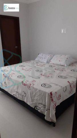Casa com 3 dormitórios sendo 2 suítes à venda, 183 m² por R$ 830.000 - Residencial Aquarel - Foto 8