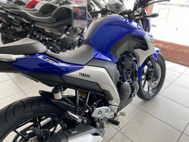 YAMAHA FAZER 250cc ABS 2021 - Foto 4