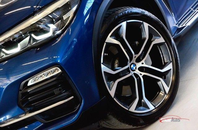 BMW X5 3.0 XDRIVE30D 265HP TETO 4X4 UNICO DONO 17 MIL KM 4P - Foto 11